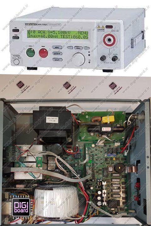 تعمیر دستگاه تست HIPOT گودویل GPI-735A