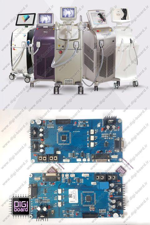 تعمیر لیزر پزشکی ALMA آلما و الکساندرایت