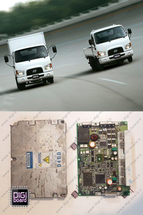 تعمیر-ایسیو-ECU-کامیونت-هیوندای-HD65