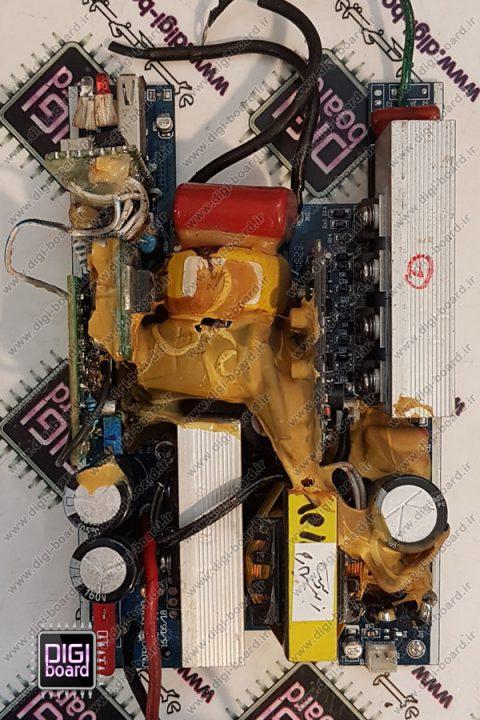 تعمیر تخصصی برد یخچال قطار (لوکوموتیو)