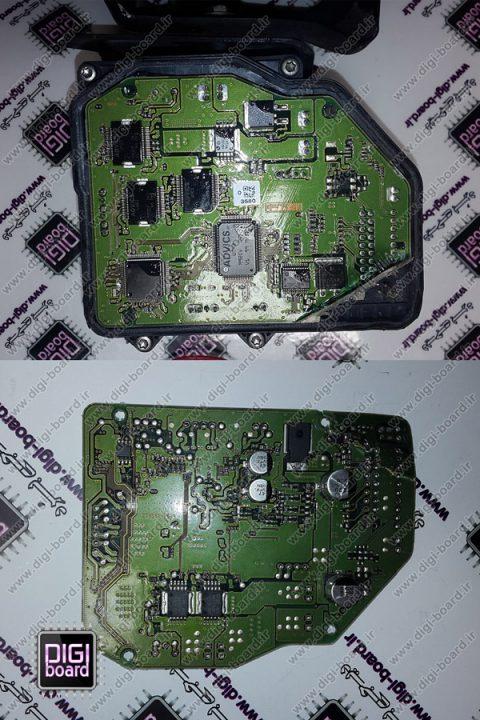 تعمیر تخصصی ABS ای بی اس لکسوس RX 350