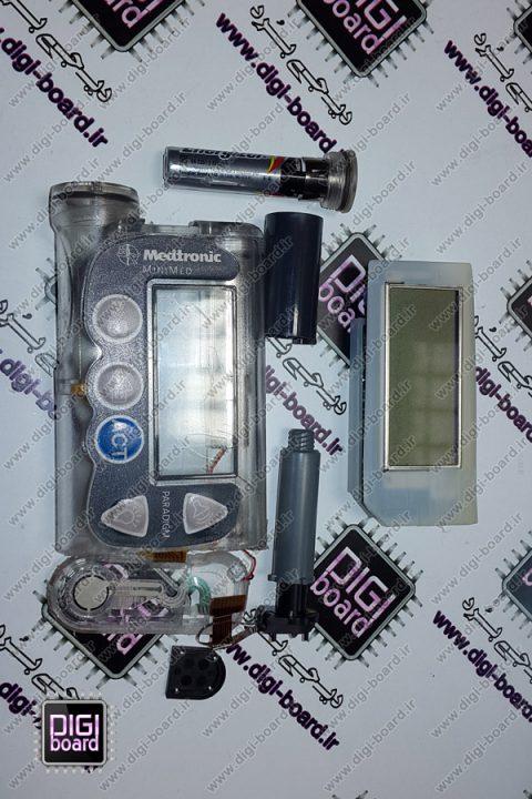 تعمیر دستگاه پمپ تزریق انسولین