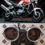 تعمیر کیلومتر موتور هوندا CB1300