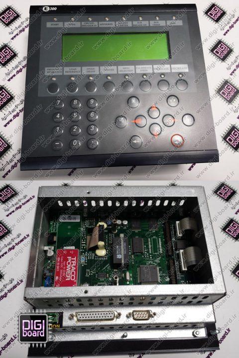 تعمیر HMI اچ ام ای میتسوبیشی E300