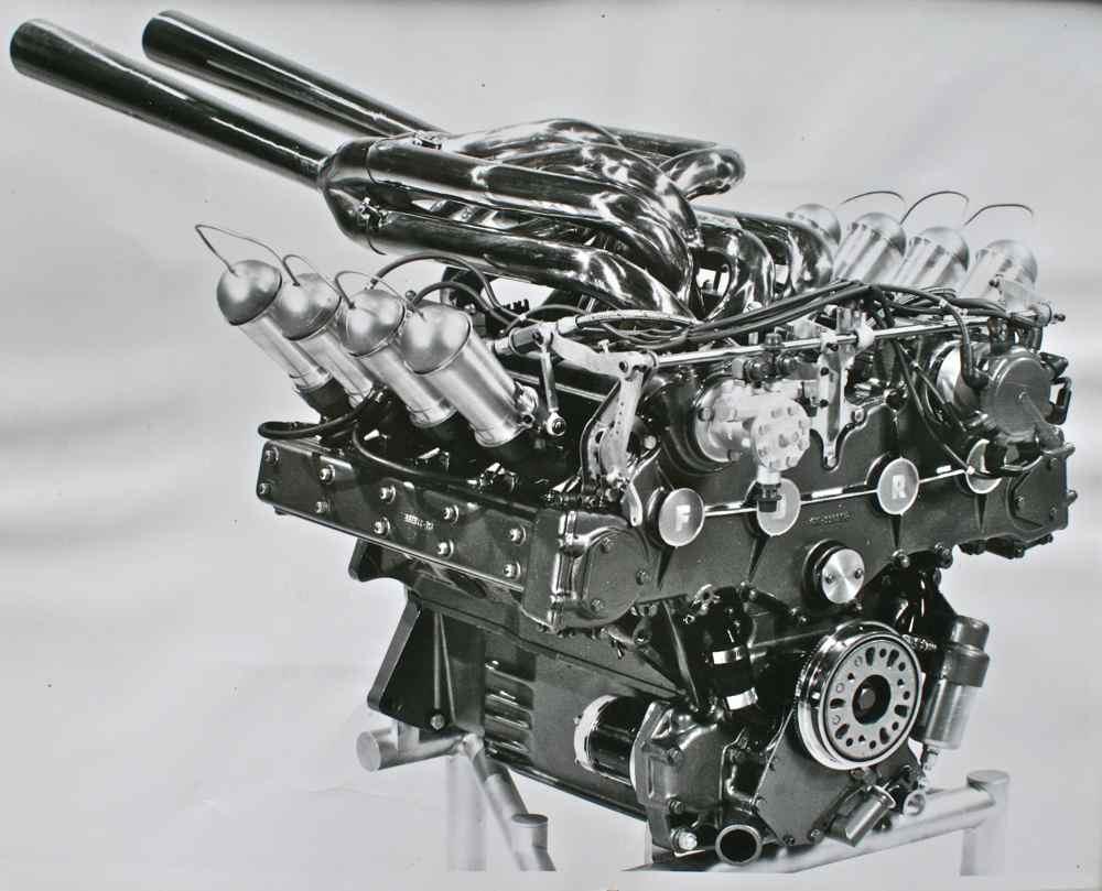 موتور قدیمی فاقد ایسیو ECU