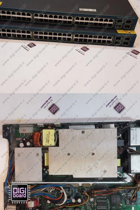 تعمیر-تخصصی-سوئیچ-شبکه-CISCO-3560