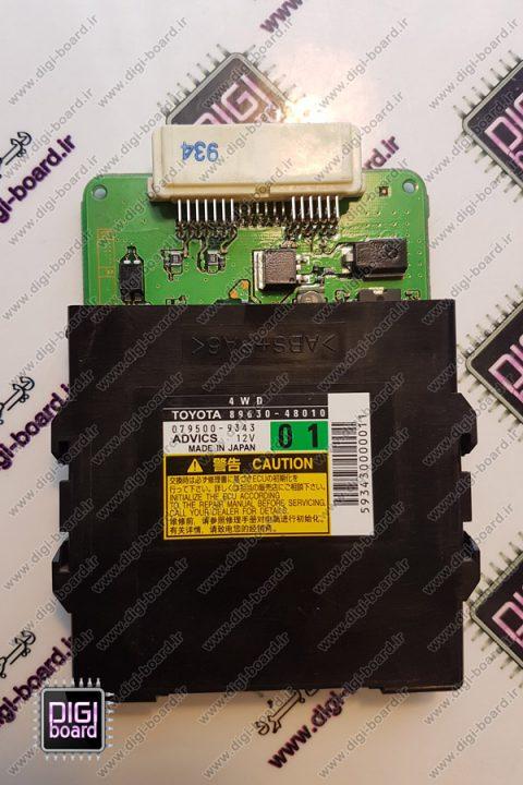 تعمیر-تخصصی-فورویل-دایو-RX350