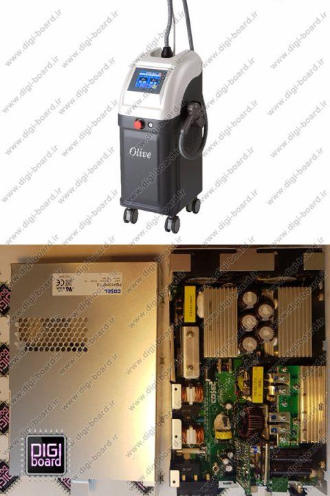 تعمیر لیزر پزشکی زیبایی الیو OLIVE