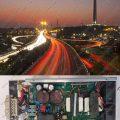 تعمیر پاور و سیستم روشنایی برج میلاد