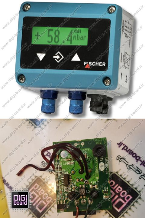 تعمیر-پرشر-ترانسمیتر-fischer-DE45