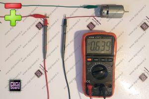 آموزش-اندازه گیری جریان با مولتی-متر