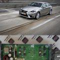 تعمیر آمپلی فایر لکسوس IS250