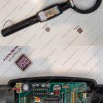 تعمیر دستگاه فلزیاب دستی