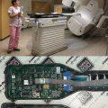 تعمیر-دستگاه-رادیو-گرافی-Varian-رادیولوژی-واریان