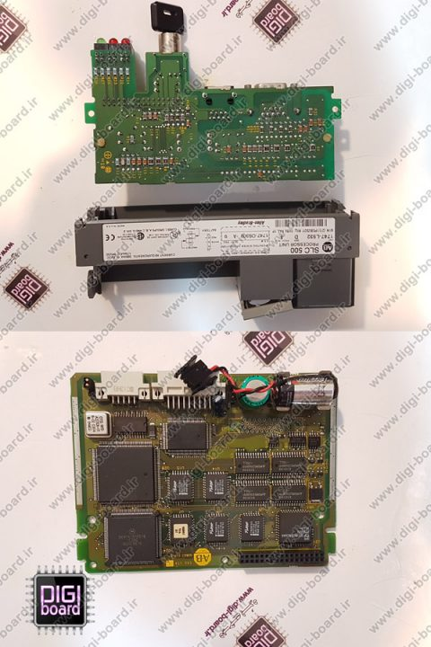تعمیر پی ال سی PLC آلن بردلی SLC-500