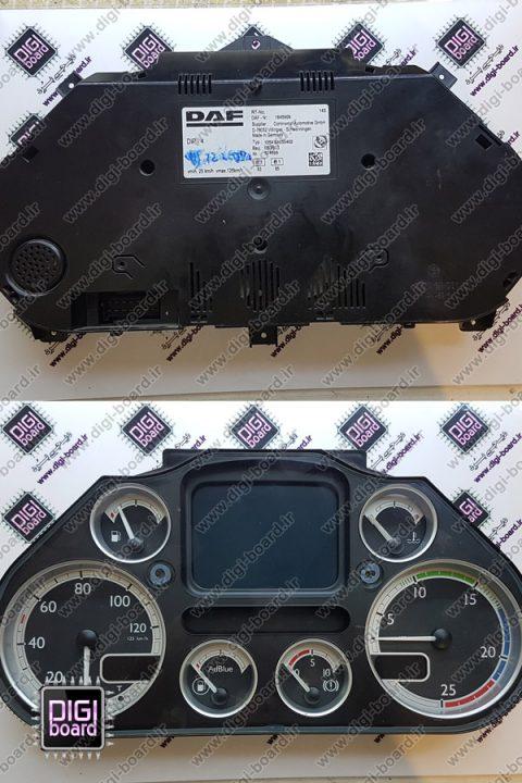 تعمیر کیلومتر شمار کشنده سنگین داف XF105 DAF