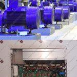 تعمیر درایو موتورهای کارخانه های صنعتی