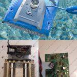 تعمیر روبات Dolphin دولفین