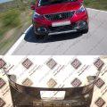 تعمیر پنل کولر پژو Peugeot 2008