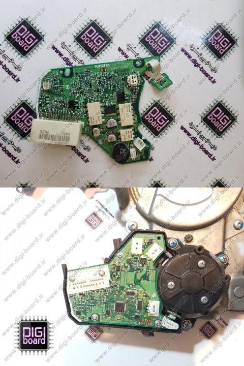 تعمیر در صندوق عقب برقی لکسوس RX 350