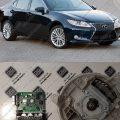 تعمیر فن کولر و بخاری لکسوس Lexus