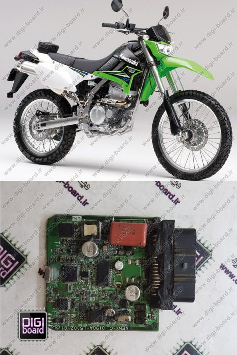 تعمیر-ایسیو-ECU-موتورسیکلت-کاوازاکی-KLX