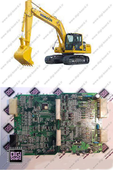 تعمیر-برد-کنترل-ECUلودر-وبیل-مکانیکی-Komatsu